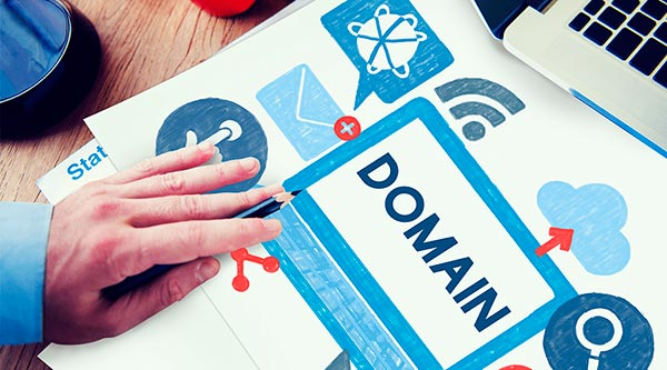 Register a domain and get 3 months of hosting